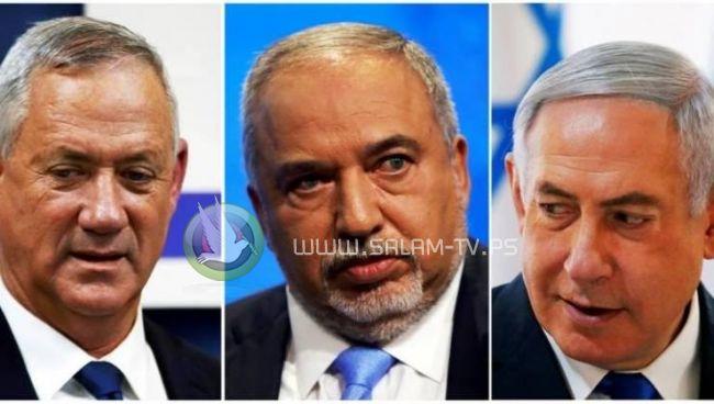 استطلاع: 57% يعتقدون أن إسرائيل تتجه لانتخابات ثالثة