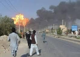 مقتل 20 شخصا وإصابة العشرات في انفجار ضخم جنوب افغانستان