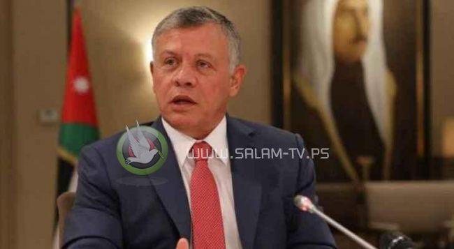 الملك عبد الله يعلن انتهاء عقد الباقورة والغمر من اتفاقيات السلام الموقعة مع اسرائيل
