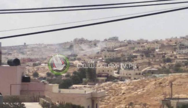 مقتل مواطن :حرق منازل في يطا وقوات امنية كبيرة تهرع للسيطرة على الشجار