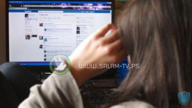 الشرطة تقبض على شخص قام بتهديد وابتزاز سيدة بنشر صورها على الفيس بوك