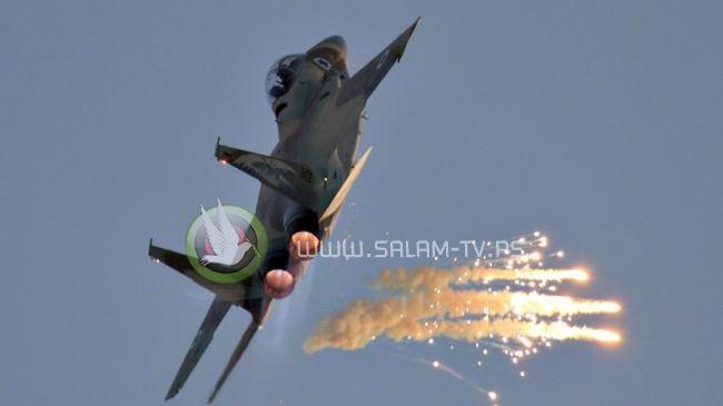 اسرائيل تقصف مطار دمشق الدولي بالصواريخ فجر اليوم