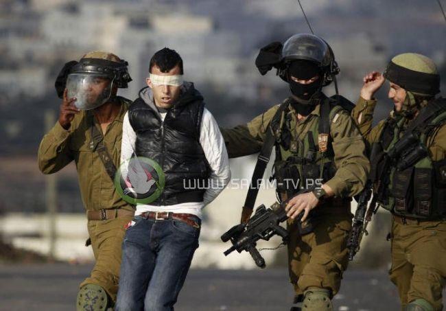 الاحتلال يعتقل شاباً من برقين ويقتحم عدة قرى في جنين