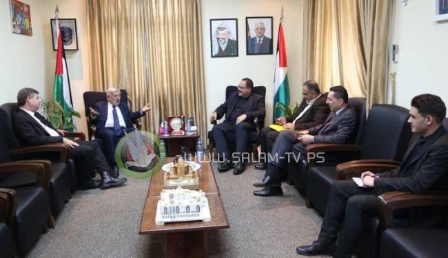 وزيرا التربية والزراعة يعلنان التوصل الى اتفاق تسوية حول اراضي جامعة خضوري