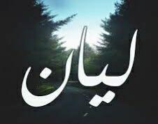 اسمي ليان - قصة قصيرة - بقلم : رانية أسعد حنون