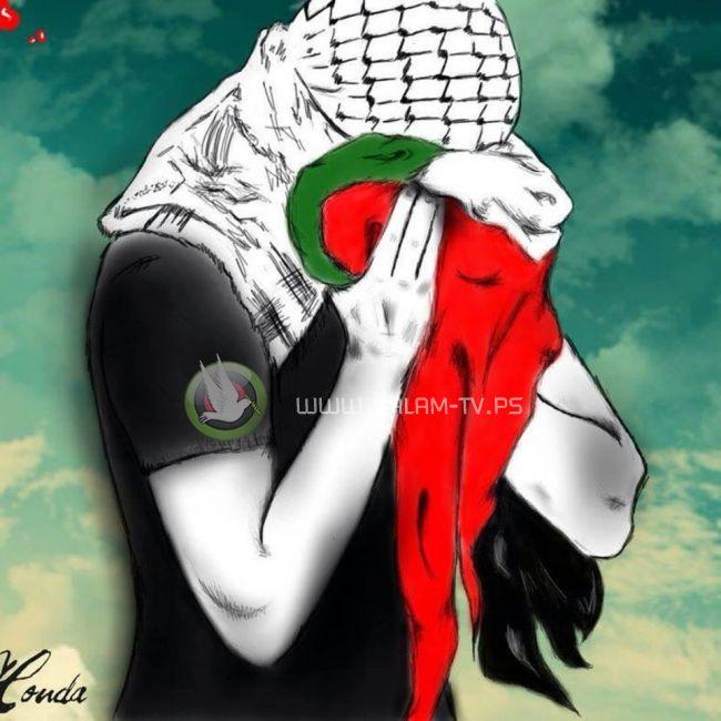وطني فلسطين - بقلم : آلاء شناعه