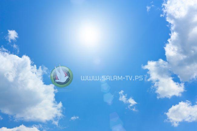 حالة الطقس : ارتفاع طفيف واحتمالية ضعيفة لسقوط أمطار غداً