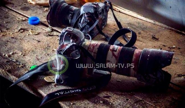 وزير إسرائيلي : هذا ما قصدته من إعدام الصحافيين
