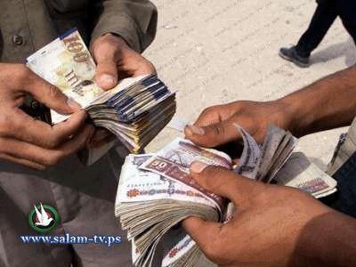 العملات: دولا 3.91- يورو 5.03- د.اردني 5.54- ج.مصري 0.64شيقل