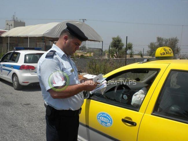 وزارة النقل تكشف نظام النقاط الجديد للسائقين المخالفين