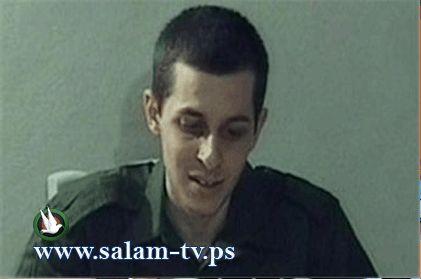 الجيش يصنف غلعاد شاليط كمعاق