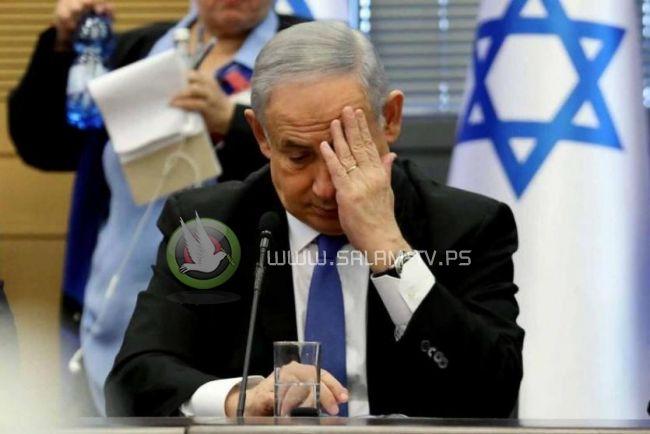 نتنياهو يستقيل من مناصبه الوزارية