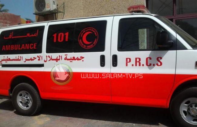 مصرع طفلة جراء حادث سير بغزة