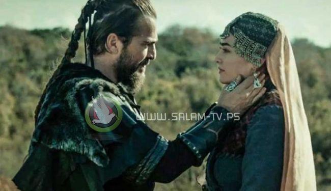 """الممثل التركي بطل """"أرطغرل """" يحصل على جائزة الأول عالمياً"""