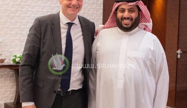 تركي آل الشيخ يشتري سيارة بوغاتي بـ18 مليونا رغم إجرءات التقشف السعودية