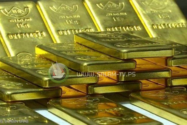 الذهب يستقر عالميا ً