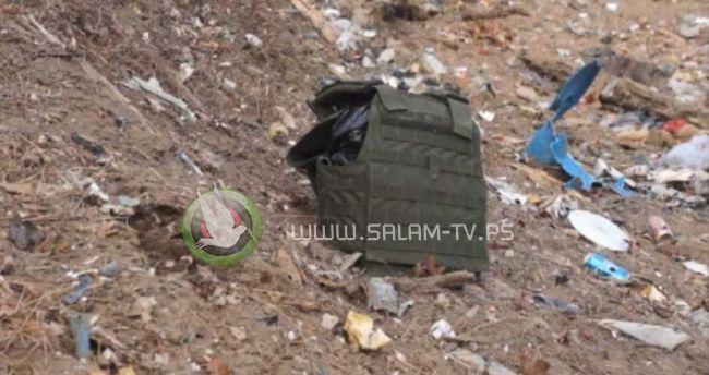 نقل 'سترة' الجندي المقتول للمختبر العسكري