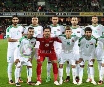 شلبي: بعثة المنتخب العراقي تصل فلسطين الأربعاء