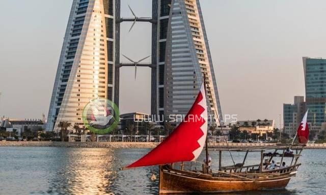 البحرين تدين تصريحات نتنياهو عن الضفة الغربية