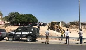 تواجد عسكري مكثف- الاحتلال يمنع شبان من الوصول للخان الاحمر