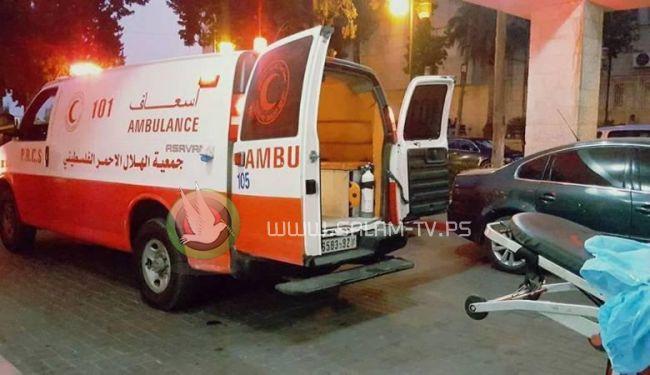 5 اصابات بحادث سير في جنين