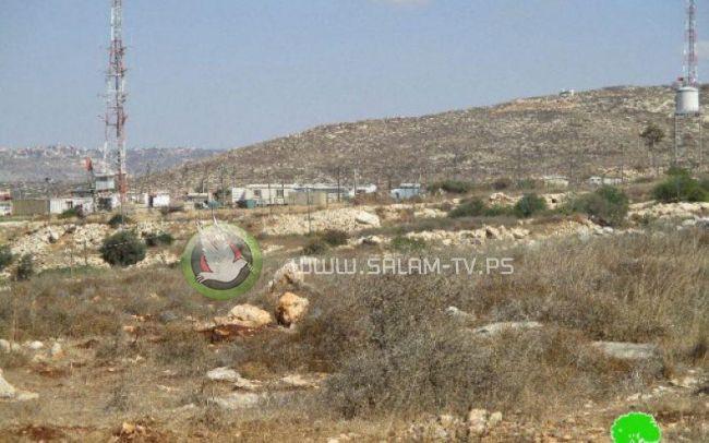 """الاحتلال يشرع بتجريف أراضي شوفة المحاذية لمستوطنة """"افني حيفتس"""""""