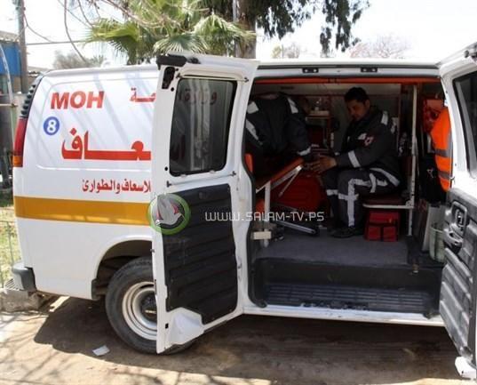 ليلا - 5 اصابات بشجار وسط غزة