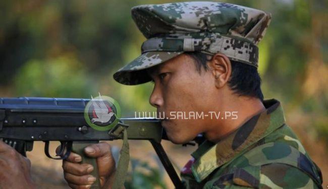 اسرائيل تزود بورما بأسلحة بقيمة ملايين الدولارات