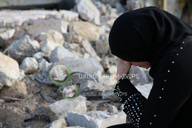 إسرائيل تخطر بهدم منازل 4 عائلات برام الله