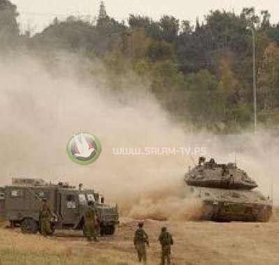 شهيد وعده اصابات بقصف طائرة استطلاع لمجموعه مواطنين في غزه