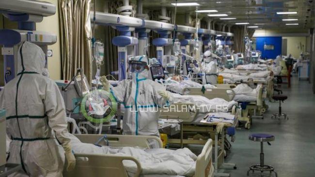الصحة العالمية: ثلثا سكان الأرض مهددون ' بكورونا '