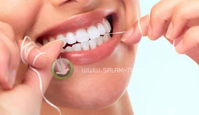 تنظيف الأسنان يقي من أمراض قلبية