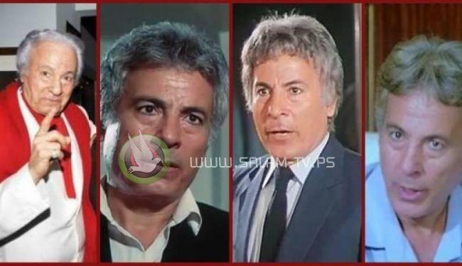 """وفاة الفنان المصري """"سعيد عبد الغني """""""