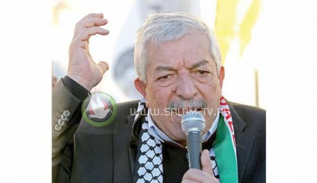 """العالول : """"محاولات اسرائيل لتهجير شعبنا من غزة لن تنجح """""""