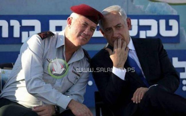 في محاولة أخيرة قبل السقوط.. نتنياهو يعرض تنصيب غانتس لرئاسة الحكومة الاسرائيلية