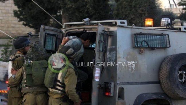 قوات الاحتلال تعتقل مواطنا من بلدة بلعا