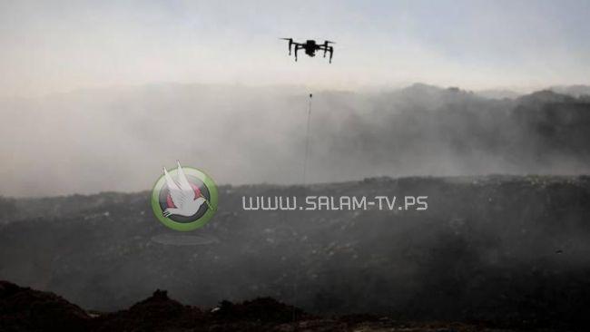 لبناني يُسقط طائرة إسرائيلية مسيرة ببندقية صيد