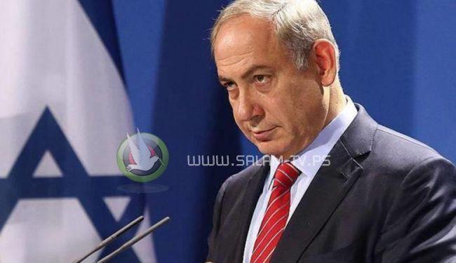 نتنياهو : سنواصل السيطرة على الضفة الغربية بشكل كامل