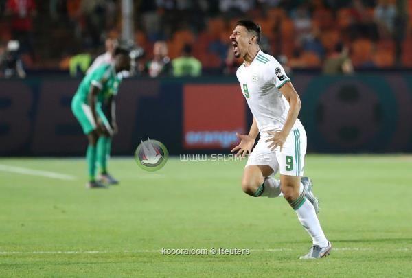 الجزائر تتوج بكأس الأمم الأفريقية للمرة الثانية في تاريخها