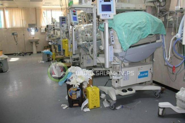أزمة الوقود تهدد مستشفيات القطاع