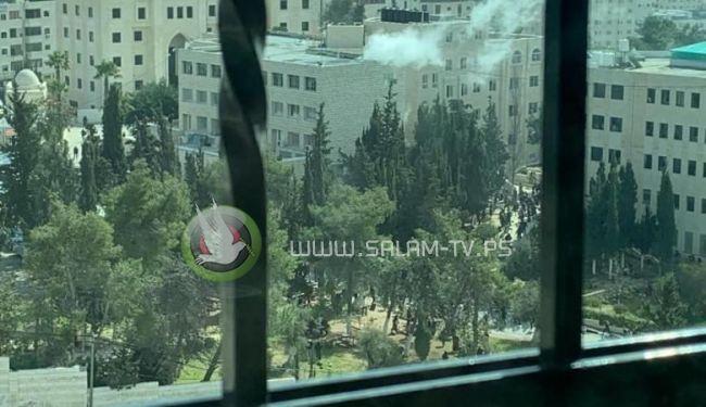 ارتفاع اعداد مصابي جامعة الخليل الى 80