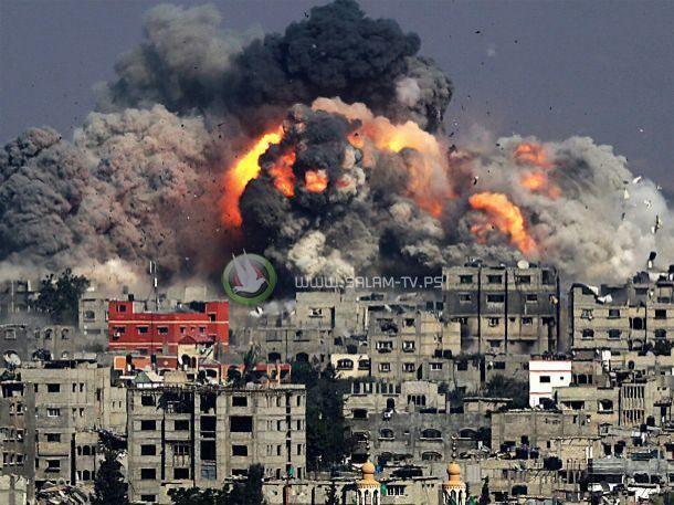 4 ملايين دولار خسائر غزة جراء العدوان الاسرائيلي الاخير