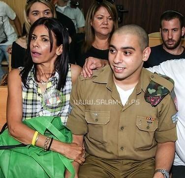 الإفراج عن الجندي قاتل الشهيد الشريف