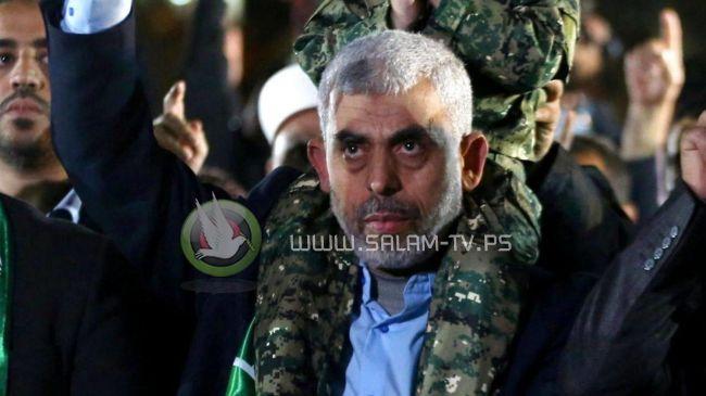 وزير اسرائيلي : السنوار يعيش في الوقت الضائع