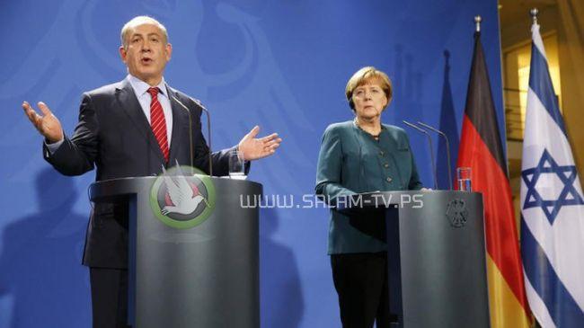 المخابرات الألمانية تجسست على نتنياهو
