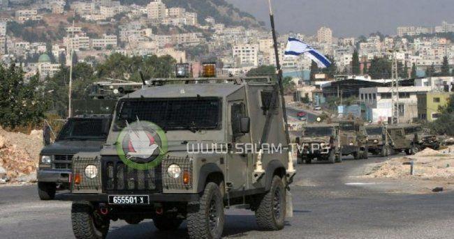 الاحتلال يتتبع كاميرات المراقبة في قرى نابلس