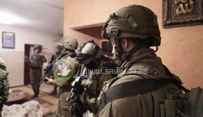 الاحتلال يداهم بلدة برطعة بجنين لليوم الثالث على التوالي