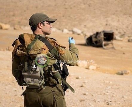 الجيش الإسرائيلي يجري تدريبا على مواجهة عمليات لداعش
