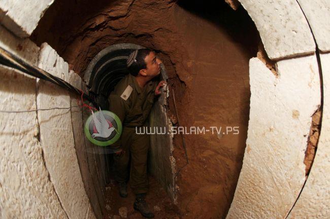 جيش الاحتلال يدمّر نفقاً في رفح اخترق إسرائيل وصولاً إلى الأراضي المصرية ـ فيديو