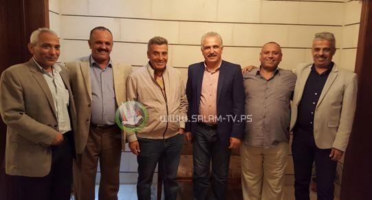 تفعيل مذكرة التفاهم الموقعة بين إتحاد المزارعين الفلسطينيين وإتحاد مزارعي وادي الأردن